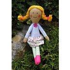 Ostatní zákazníci doporučují Látková panenka - vel.25cm