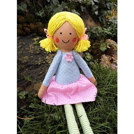 Látková panenka - vel.36cm