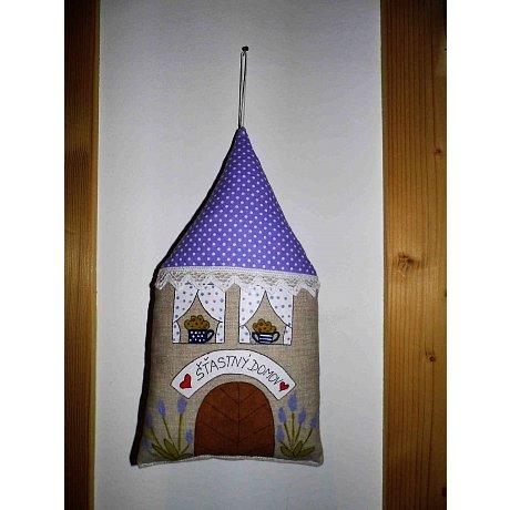 """Malovaný domeček """"Šťastný domov"""""""