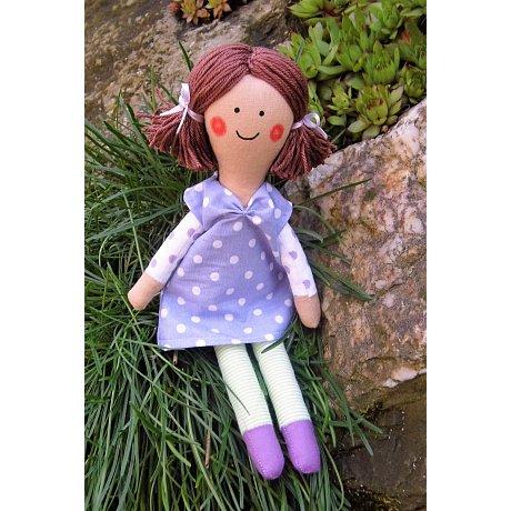 Látková panenka - vel. 25 cm