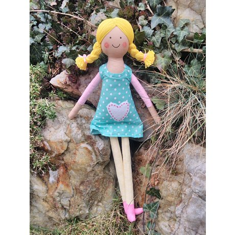 Látková panenka - vel. 50cm
