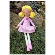 Ostatní zákazníci doporučují Látková panenka - vel.36cm