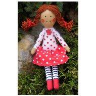 Ostatní zákazníci doporučují Látková panenka - vel. 25cm