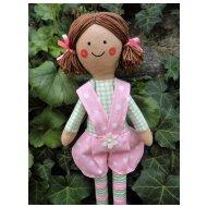 Ostatní zákazníci doporučují Látková panenka - vel. 25 cm