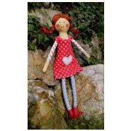 Ostatní zákazníci doporučují Látková panenka - vel. 50cm
